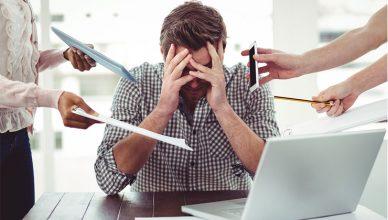 gulf job stress