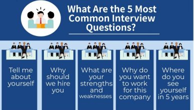 top 5 interview questions and answers for job changers
