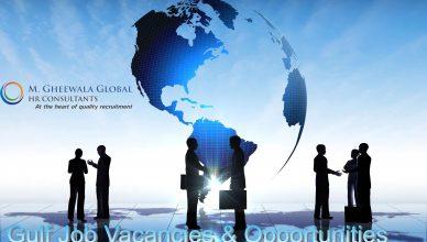 job vacancies in gulf